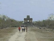 Dzibilchaltun- Archaeological Ruins