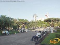 Jardín Principal - Zócalo de Mérida
