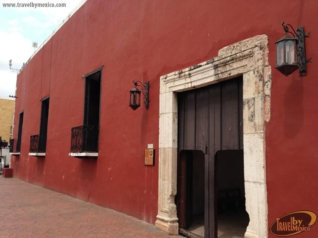 Casa cural valladolid for Casa minimalista en valladolid yucatan