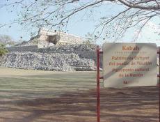 Zona Arqueológica de Kabah