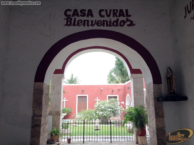 Casa Cural (Presbytu00e8re), Valladolid, Yucatu00e1n, Travel By Mu00e9xico