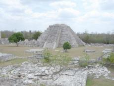 Mayapan- Archaeological Site