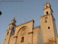 San Ildefonso Cathedral - Merida
