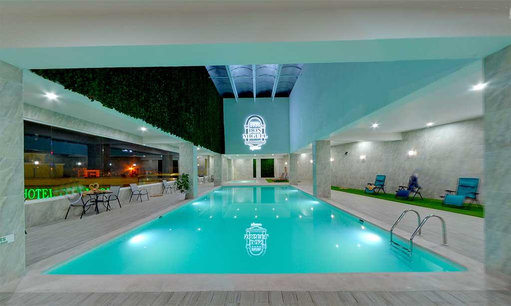 Don Miguel Hotel 4 Estrellas Zacatecas