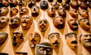 More than 2 thousand masks form the collection