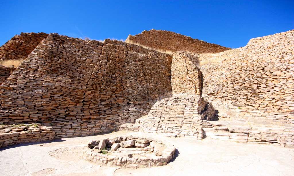 La Quemada  Zona Arqueol U00f3gica  Zacatecas