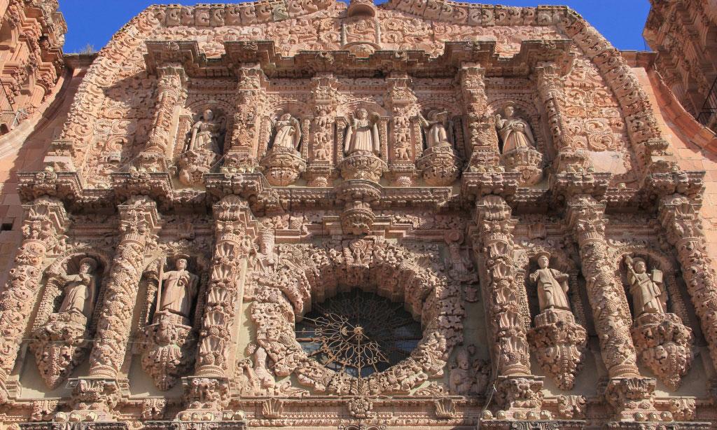 Catedral De Zacatecas Zacatecas Travel By Mexico