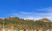 Panoramic photo of Cerro de La Bufa Where you can see The observatory